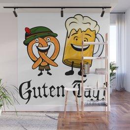 Guten Tag! Wall Mural