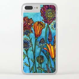 Shall We Dance Clear iPhone Case