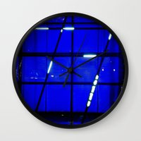 science Wall Clocks featuring Science by Art Ground