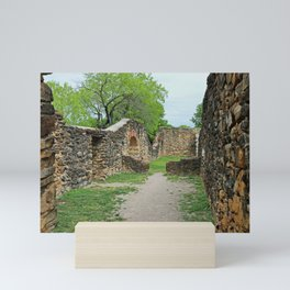 Mission Espada V Mini Art Print