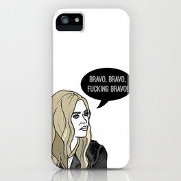 Bravo, Bravo iPhone Case