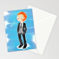 Tom Hiddleston - Ehehehe! Stationery Cards