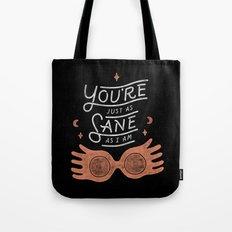 Sane Tote Bag