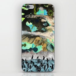Raven of the Sea iPhone Skin