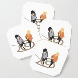 Shinobi Heroes Coaster