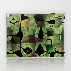 The puzzle Laptop & iPad Skin
