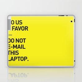 Save the planet. Laptop & iPad Skin
