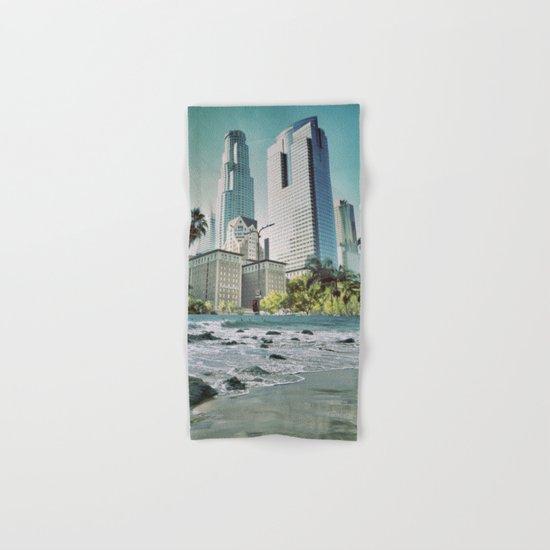 Surf City L.A. Hand & Bath Towel