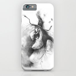 The Hazel Witch iPhone Case