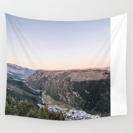 Queenstown, New Zealand Wall Tapestry