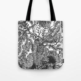 Botanical Tote Bag