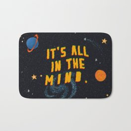 It's All in the Mind Bath Mat