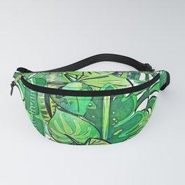 Bohemian Jungle Fanny Pack