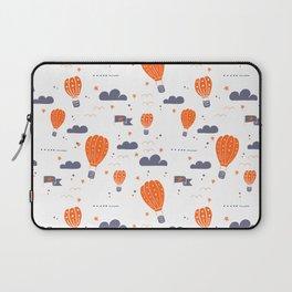 Planes & Hot Air Ballons Laptop Sleeve