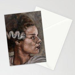Elsa Lancester is 'The Bride of Frankenstein' Stationery Cards