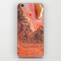 agate iPhone & iPod Skins featuring Agate by lescapricesdefilles
