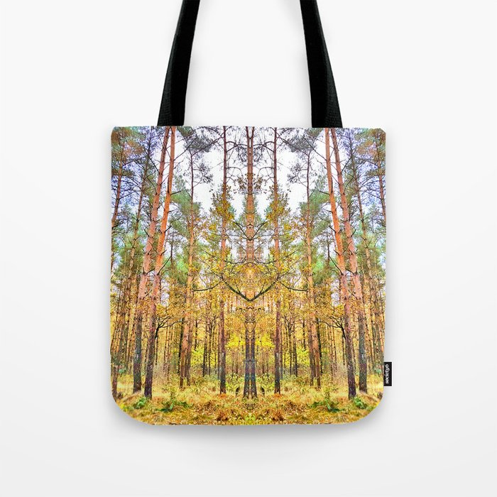Guardian of the Woods Tote Bag