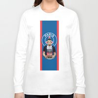 zlatan Long Sleeve T-shirts featuring Football Stars: Zlatan Ibrahimovic by Akyanyme