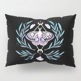 Moon Moth 01 Pillow Sham