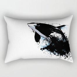 Oil escape Rectangular Pillow