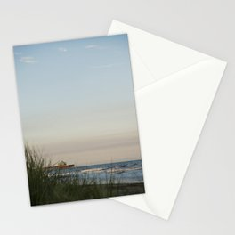 Folly Beach Pier Stationery Cards