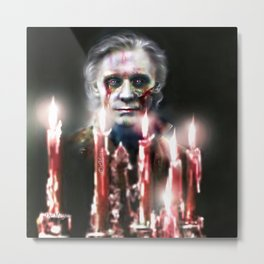 Sir Thomas Sharpe - Crimson Peak V (Section) Metal Print