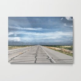 Somewhere Along The Way Metal Print