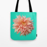 jewish Tote Bags featuring Flower Petals by Brown Eyed Lady