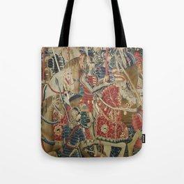 John of Braganza Tote Bag