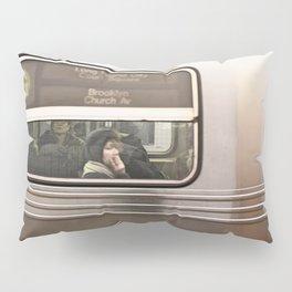 Gloom Train Pillow Sham