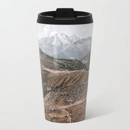 The Mountains IV / Dolomites, Italy Travel Mug
