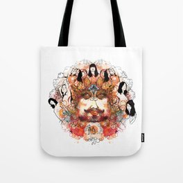 Wonderful Jinn Tote Bag