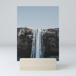 Seljalandsfoss, Iceland Mini Art Print