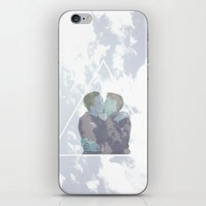∞ The Kiss ∞  iPhone & iPod Skin