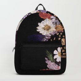 Beautiful Bouquet of Flowers Backpack