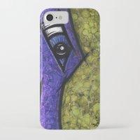 teenage mutant ninja turtles iPhone & iPod Cases featuring Donatello (Teenage Mutant Ninja Turtles) by chris panila