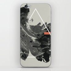 The Malleable Nature of Memory iPhone Skin