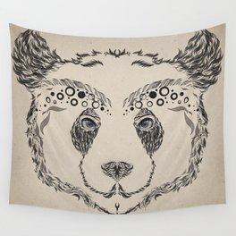 Panda rama Wall Tapestry