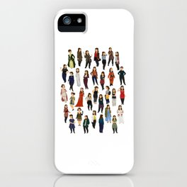 Every Clara Outfit Ever | S8 iPhone Case