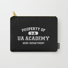 Property of UA Academy Carry-All Pouch