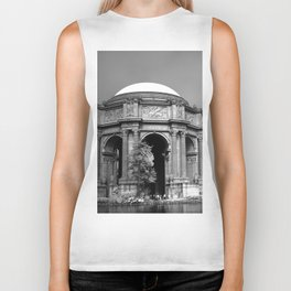 Palace Of Fine Arts - Infrared Biker Tank