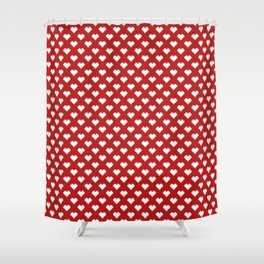 Valentine's Day Pattern Shower Curtain