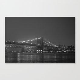 The Brooklyn Bridge Classic Canvas Print