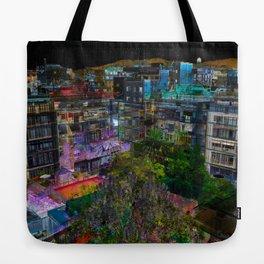 BAR#7511 Tote Bag
