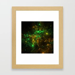 Infinite Universe Framed Art Print