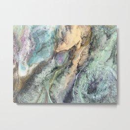 Dreamy Pastels by ValVaania Metal Print