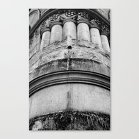 milwaukee Canvas Prints featuring Milwaukee Architecture by Kayleigh Rappaport
