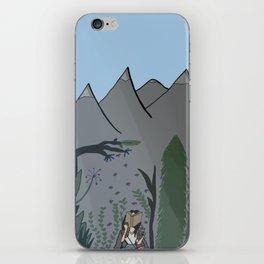 Blissful Nature v2 iPhone Skin