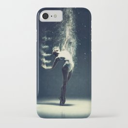 Dancer's soul... iPhone Case