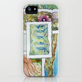 Calypso's Cave iPhone Case